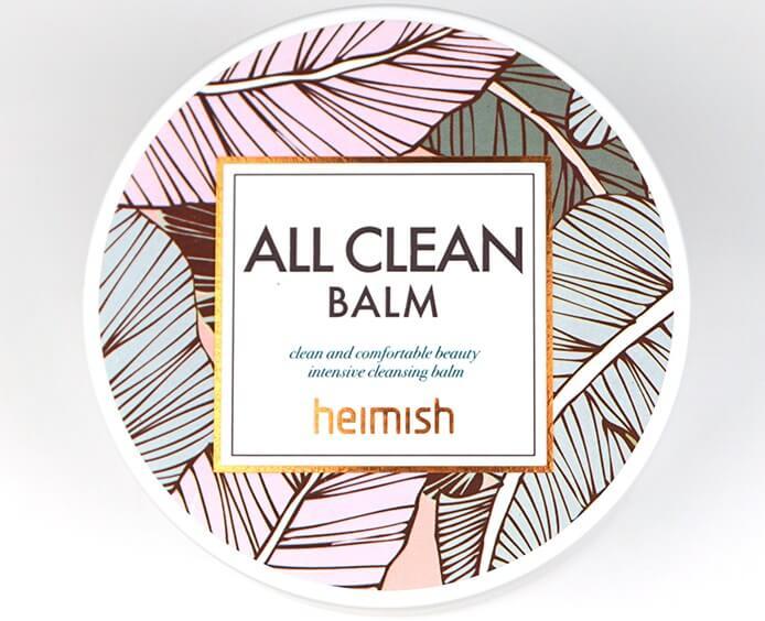 Z Korei do Polski - balsam do demakijażu Heimish All Clean Balm