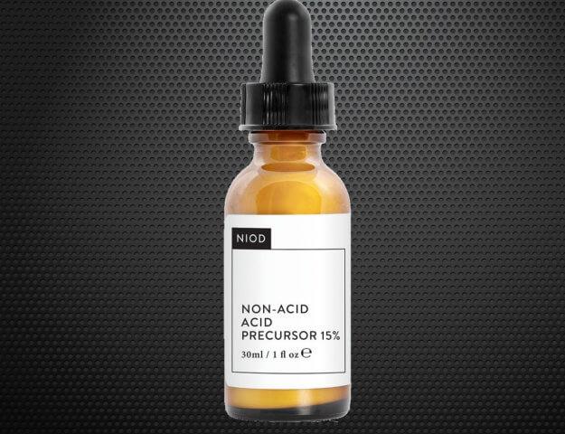 NIOD Non-Acid Acid Precursor. Złuszczanie bez kwasów?