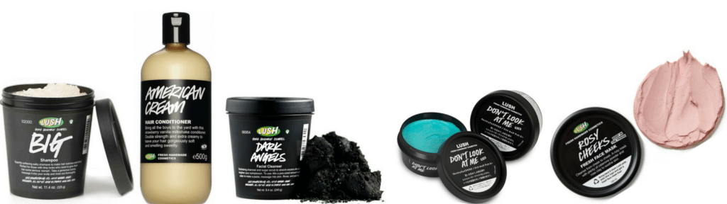 Kosmetyki Lush