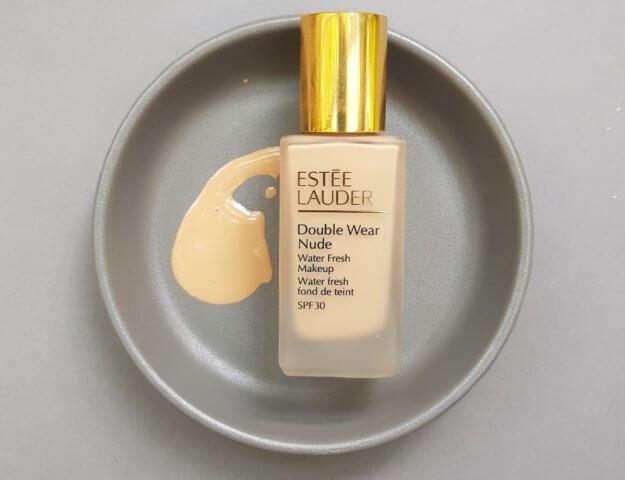 Podkład Double Wear Nude Water Fresh - nowy ulubieniec, tadam!