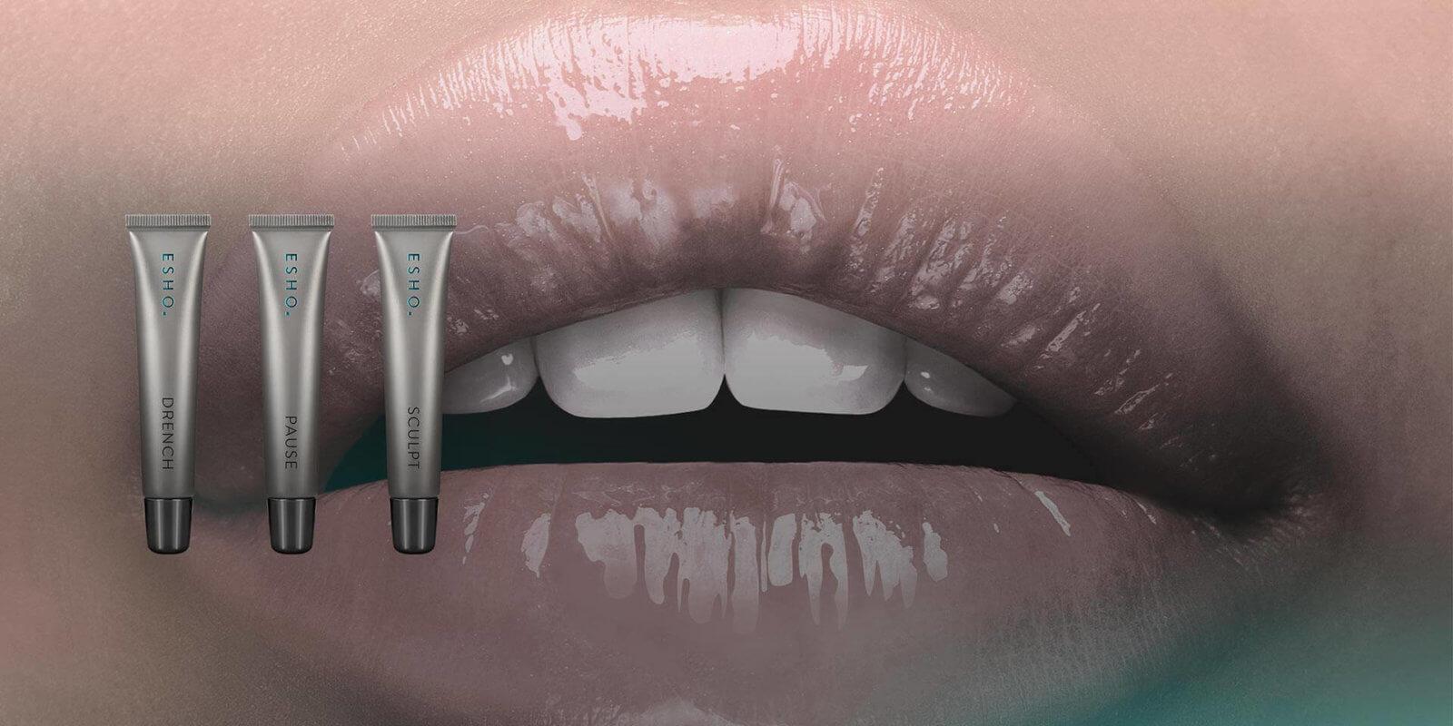 Preparat powiększający usta