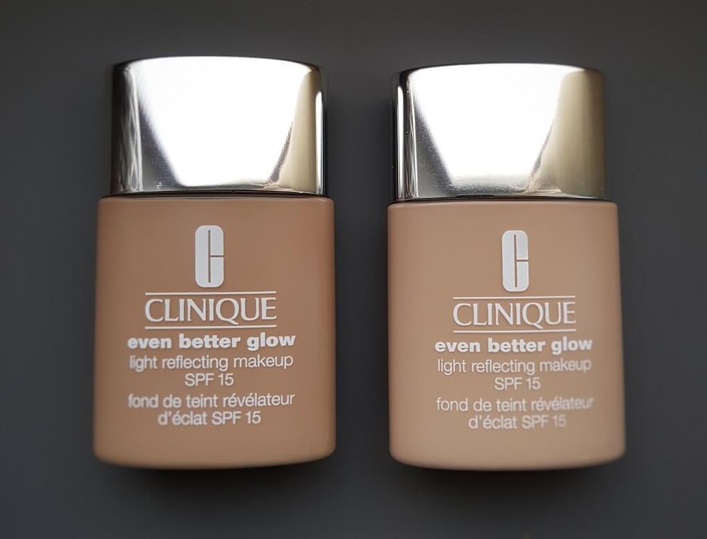 Podkład Clinique Even Better Glow - mój test