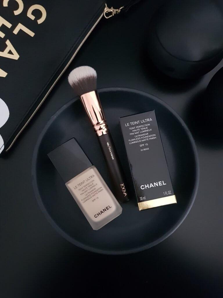 Podkład Chanel Le Teint Ultra