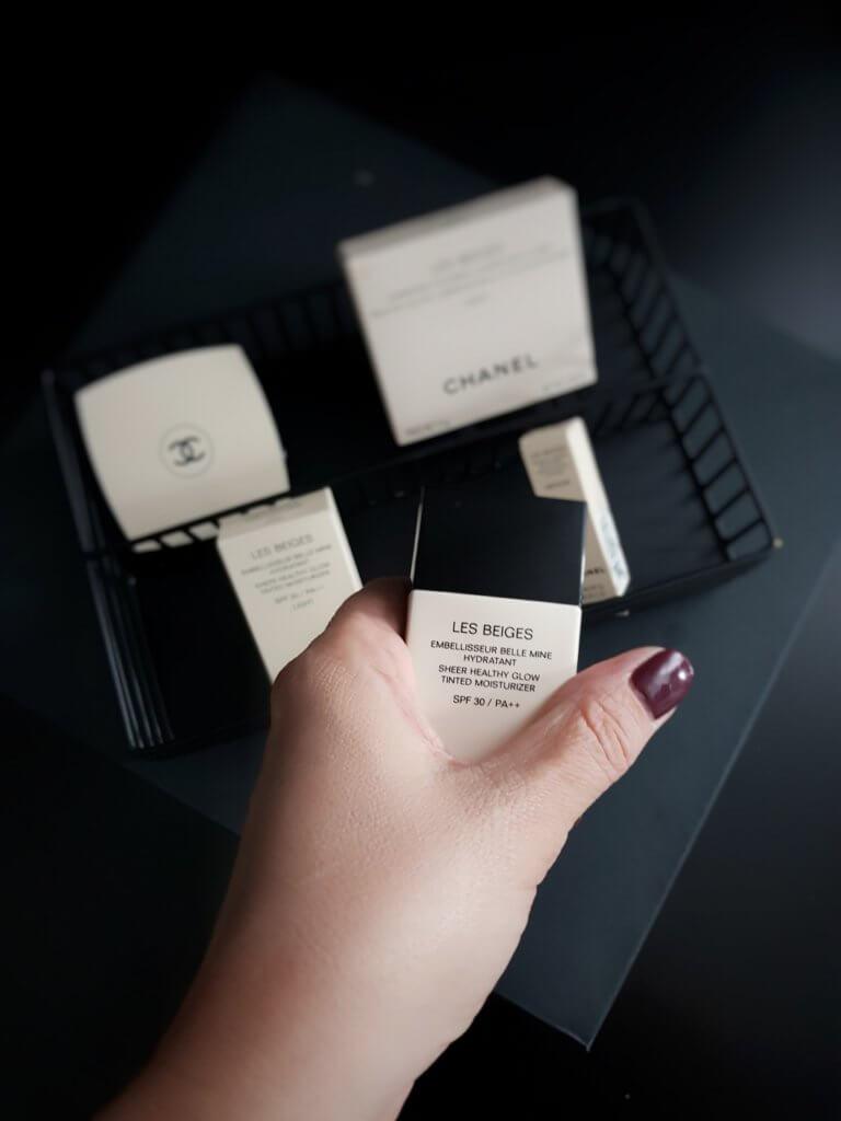 Kosmetyki Chanel Les Beiges