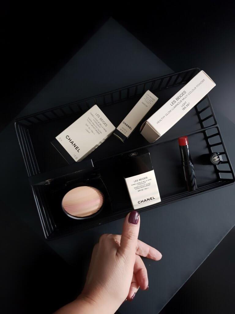 Kosmetyki Chanel Les Beiges 2018