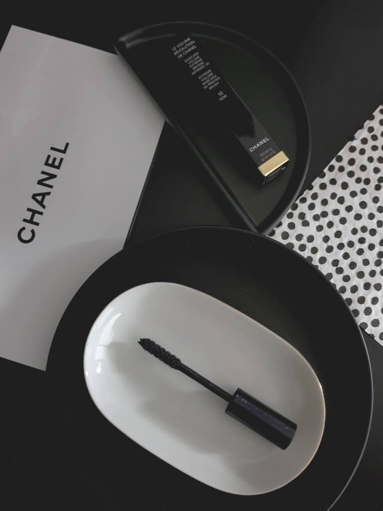 Tusz do rzęs Chanel Le Révolution Volume - rewolucja w malowaniu rzęs?