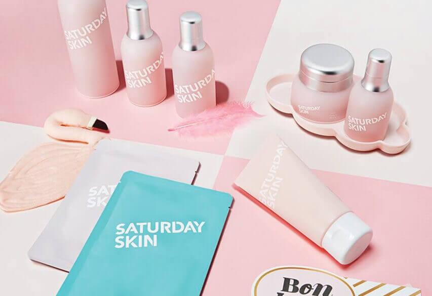 Kosmetyki Saturday Skin