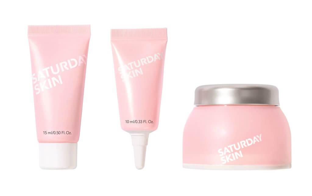 Kosmetyki Saturday Skin - kolejne nowości w Sephorze