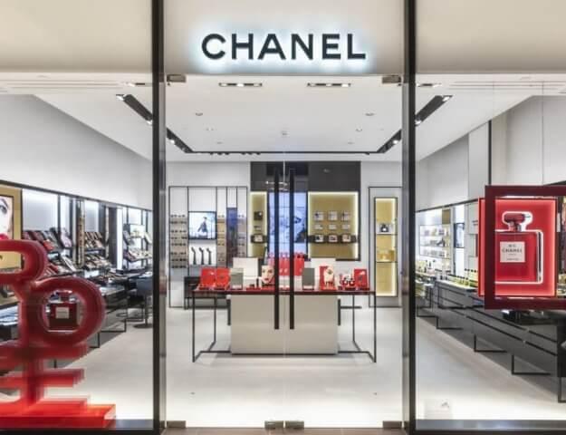 Chanel Fragrance&Beauty Boutique wreszcie w Warszawie!