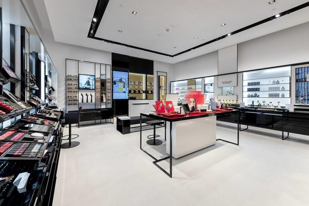 Chanel Fragrance&Beauty Boutique