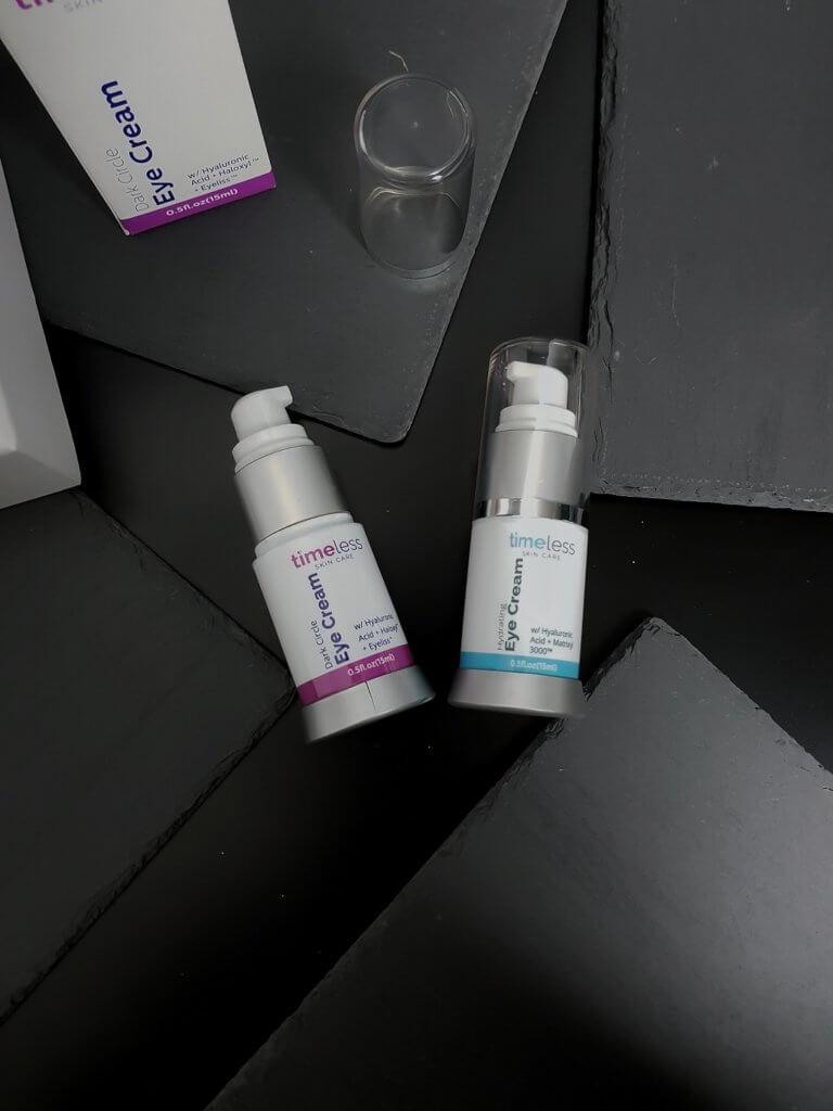 Krem pod oczy Timeless Skin Care - on po prostu działa!