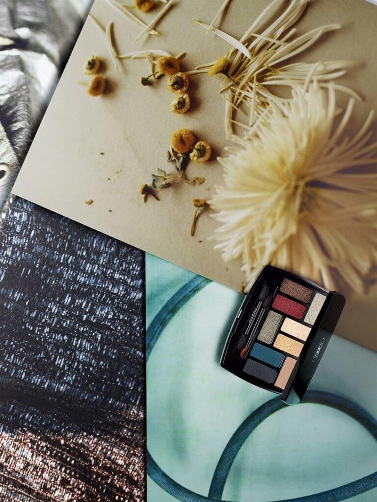 Chanel Vision D'Asie - rozświetlenie inspirowane Azją