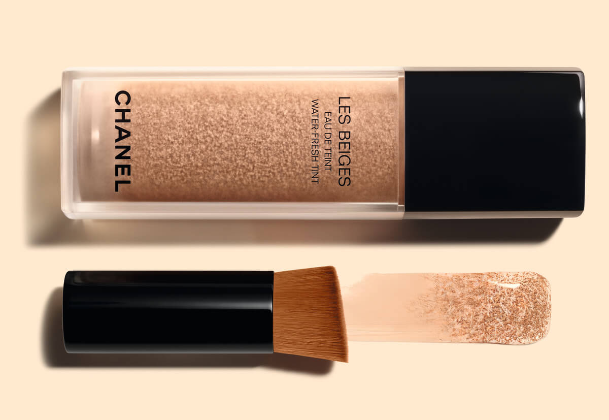 Chanel Les Beiges 2019 - podkład jakiego jeszcze nie było!