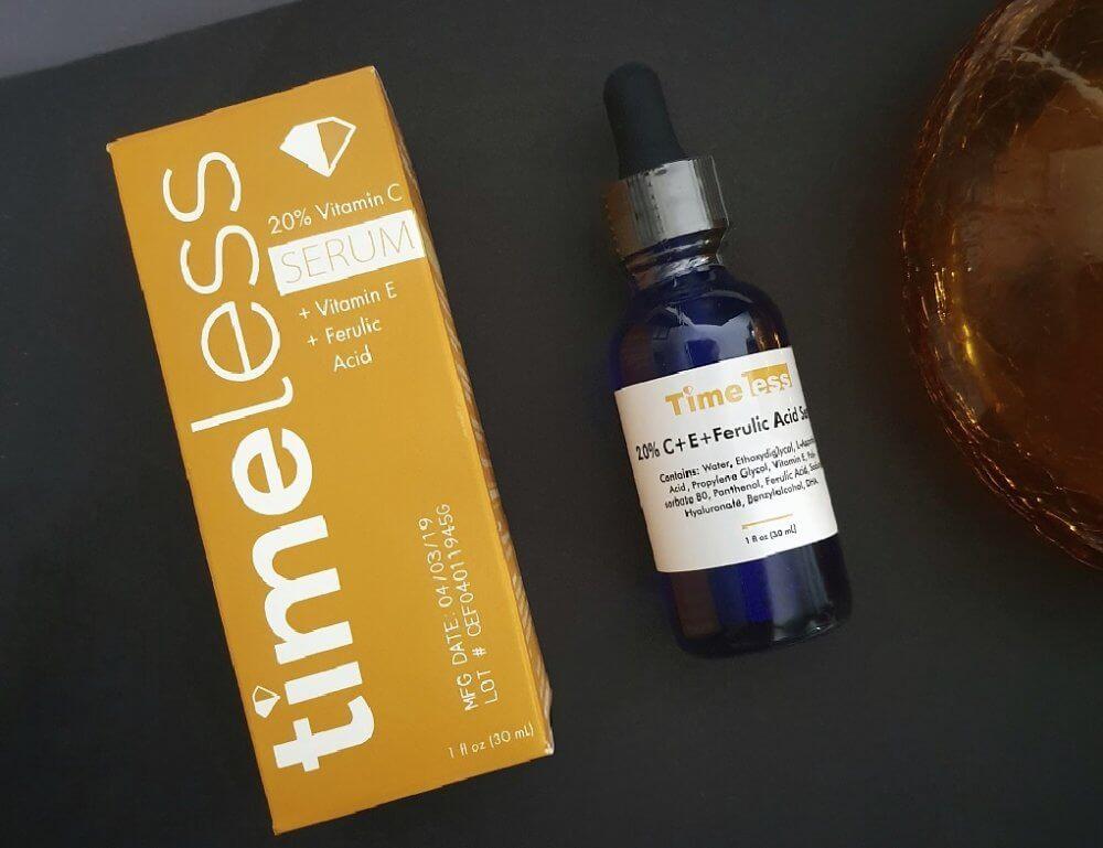 Timeless 20% Vitamin C + E Ferulic Acid - najlepsze serum z witaminą C?