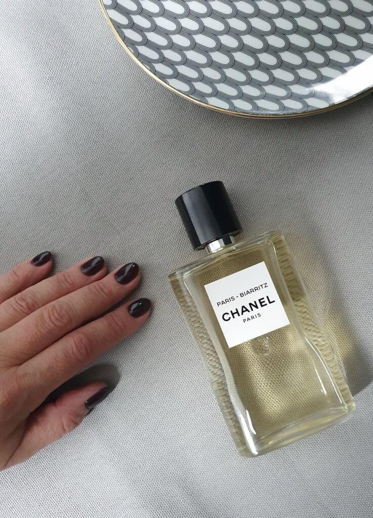 Les Eaux de Chanel Paris-Biarritz - mój zapach lata