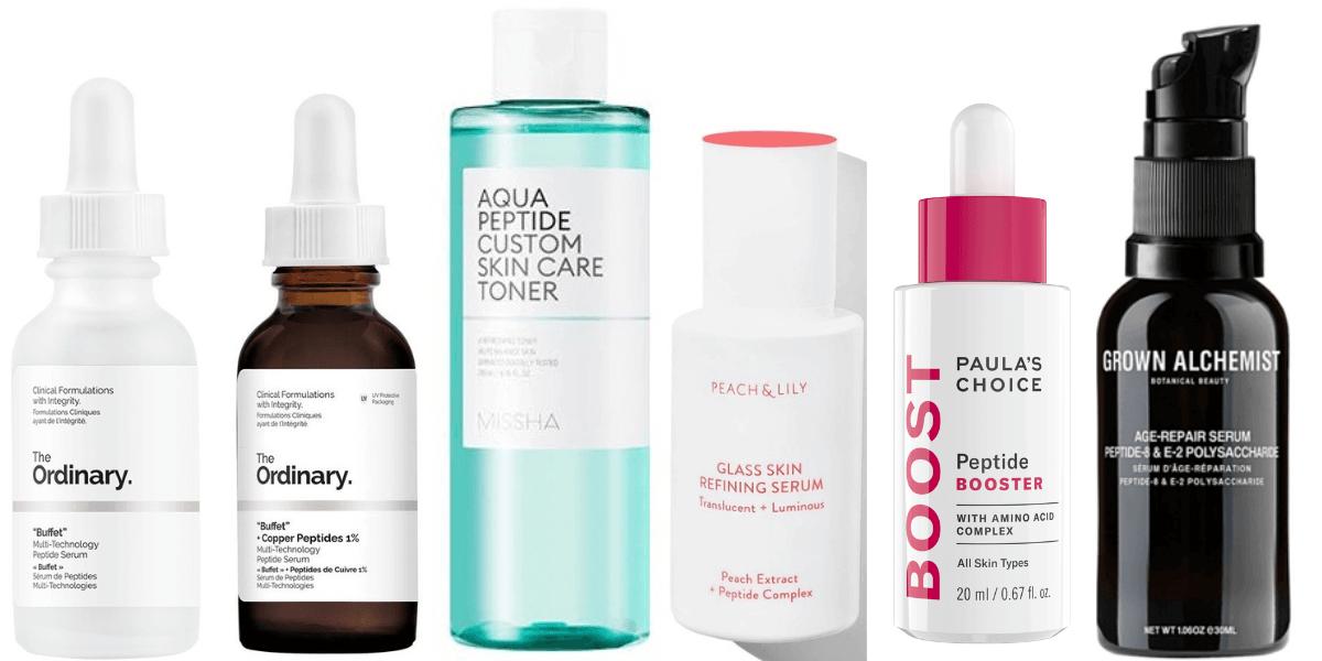 Kosmetyki z peptydami - jak działają i jak je stosować?