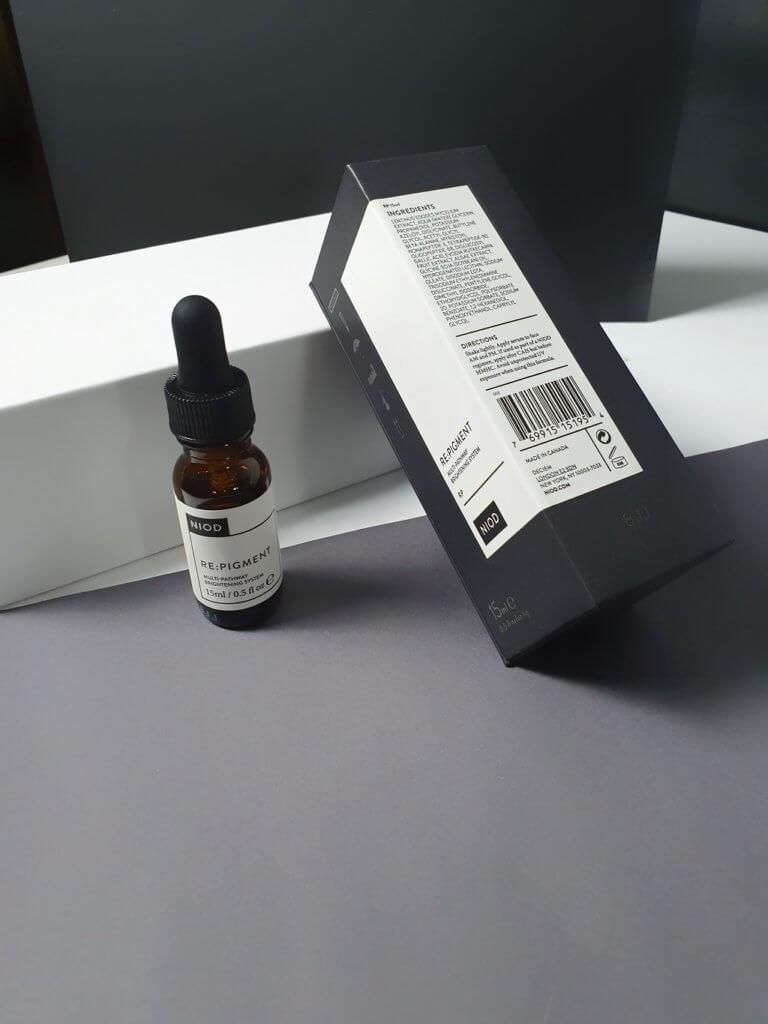 Serum na przebarwienia - Niod Re: Pigment. Siła peptydów!