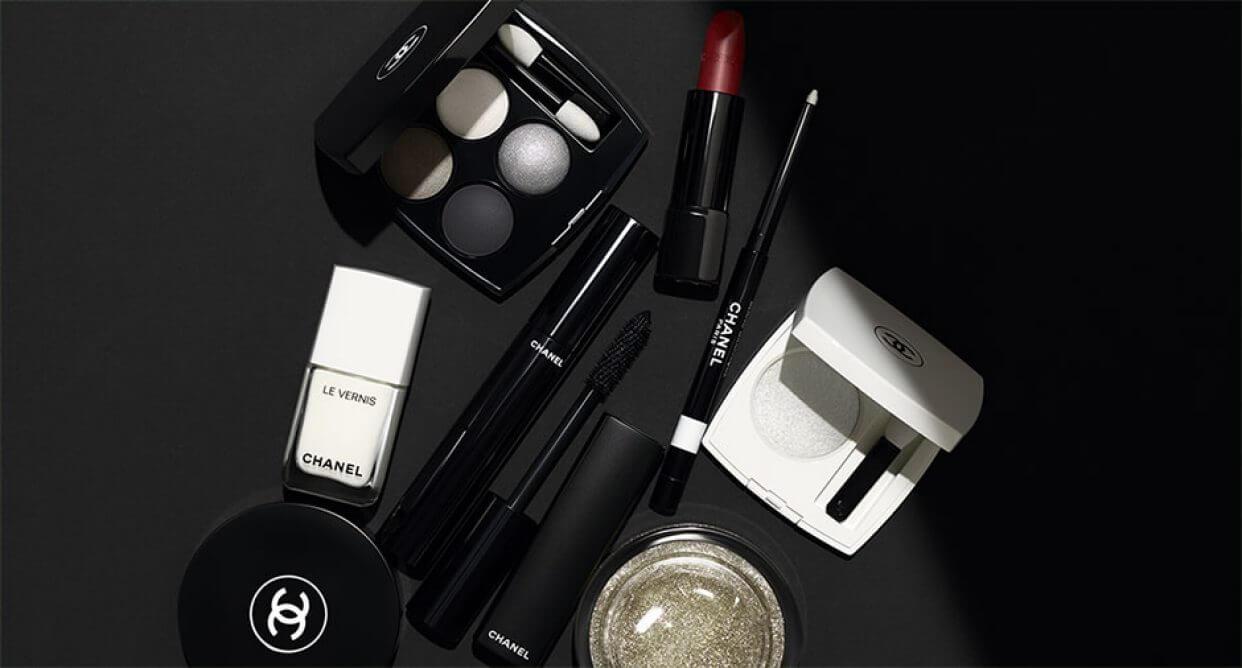 Chanel Noir et Blanc