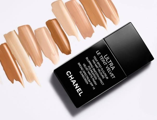 Podkład Chanel Ultra Le Teint Velvet