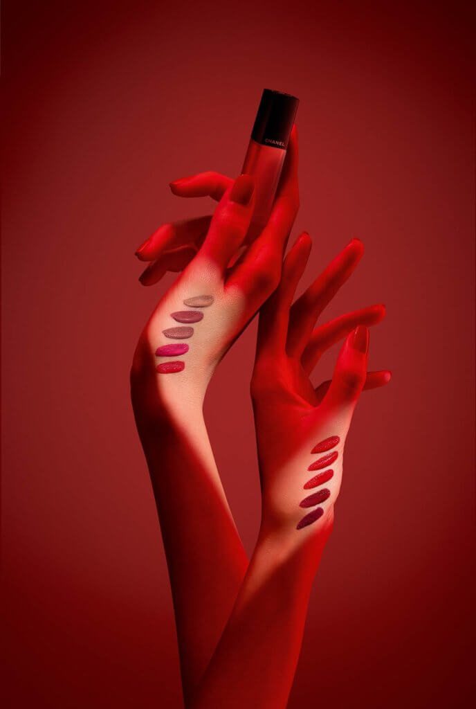 Rouge Allure Ink Fusion - nowa odsłona płynnej szminki Chanel
