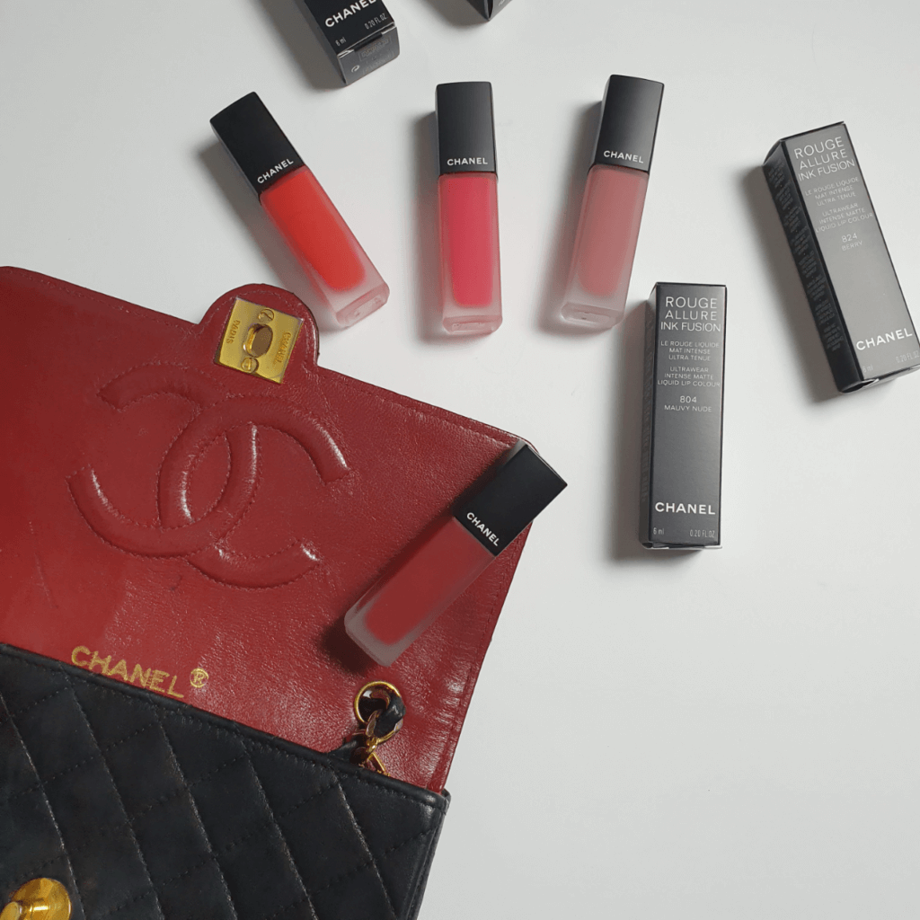 Płynna szminka Chanel