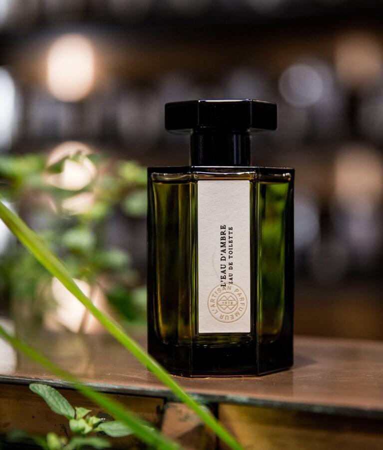 Perfumy z ambrą