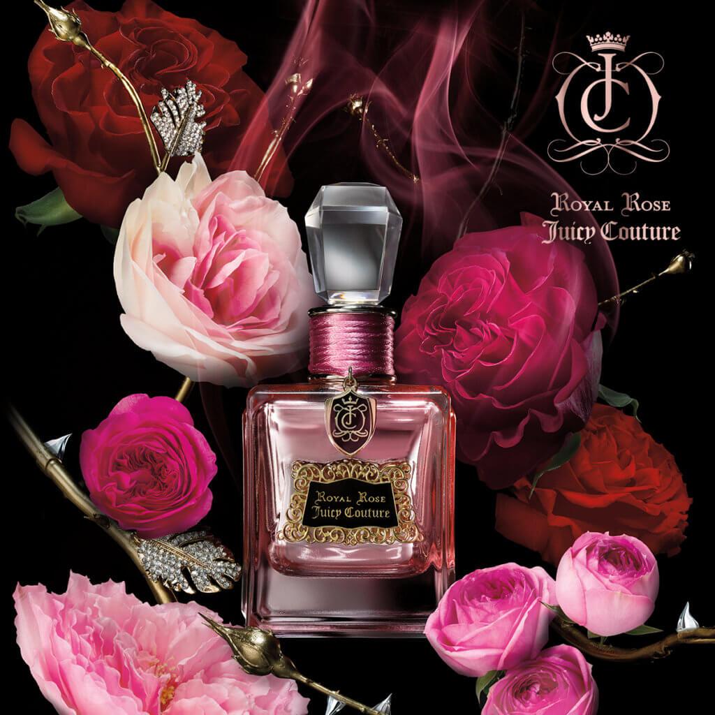 Zapachy z różą
