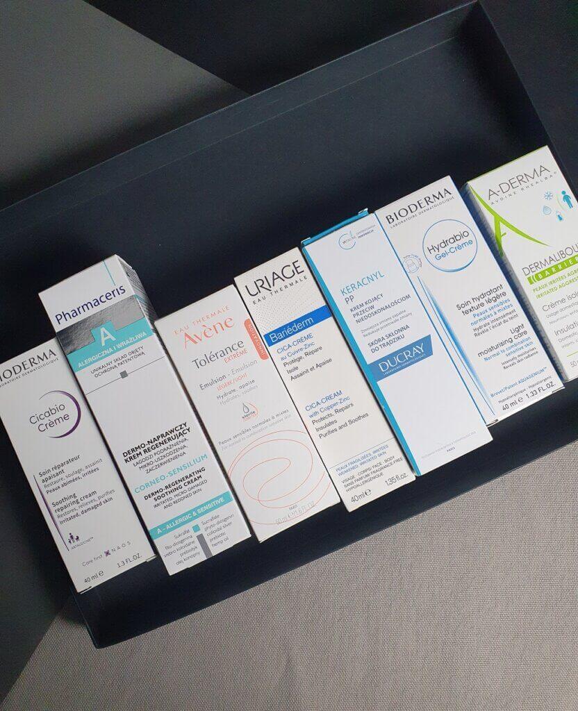 Bariera ochronna skóry - dermokosmetyki odbudowujące z Super-Pharm