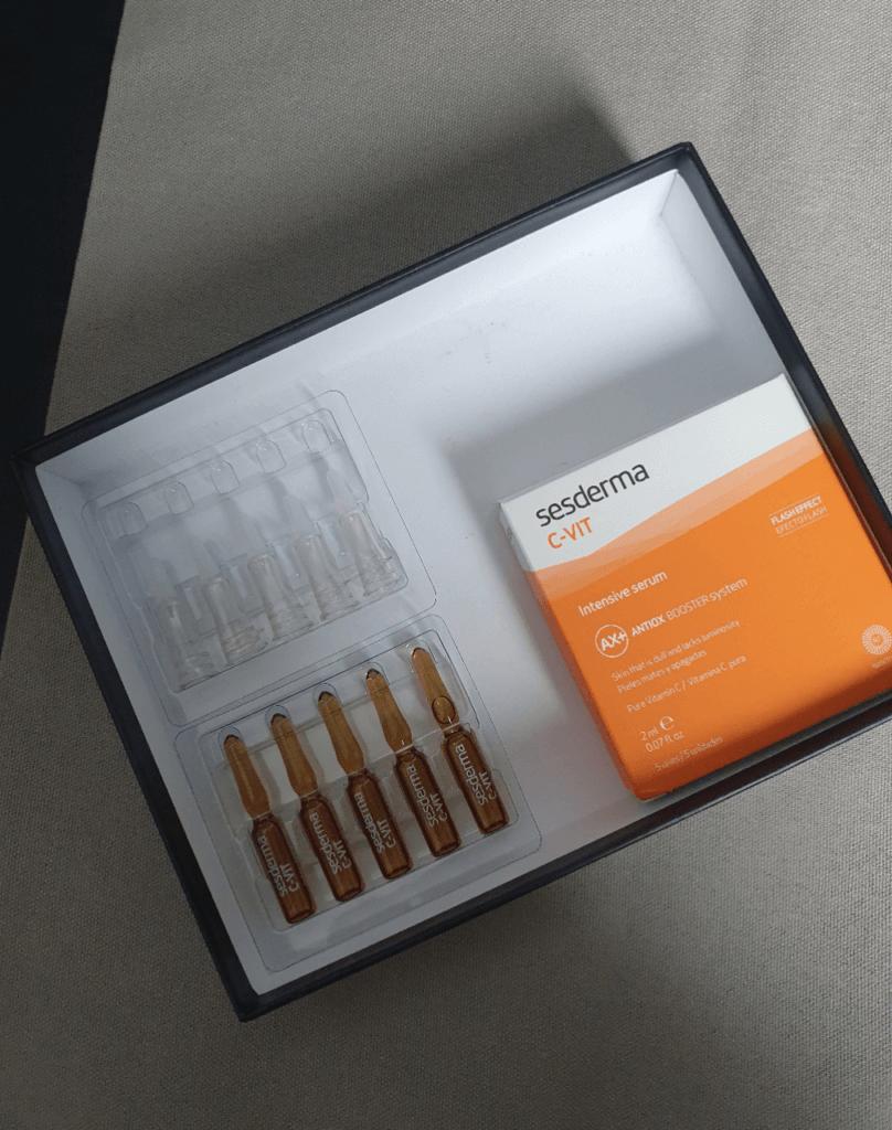 Dermokosmetyki z witaminą C