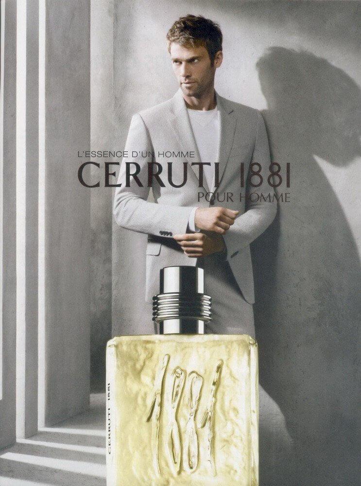 Męskie perfumy Cerutti
