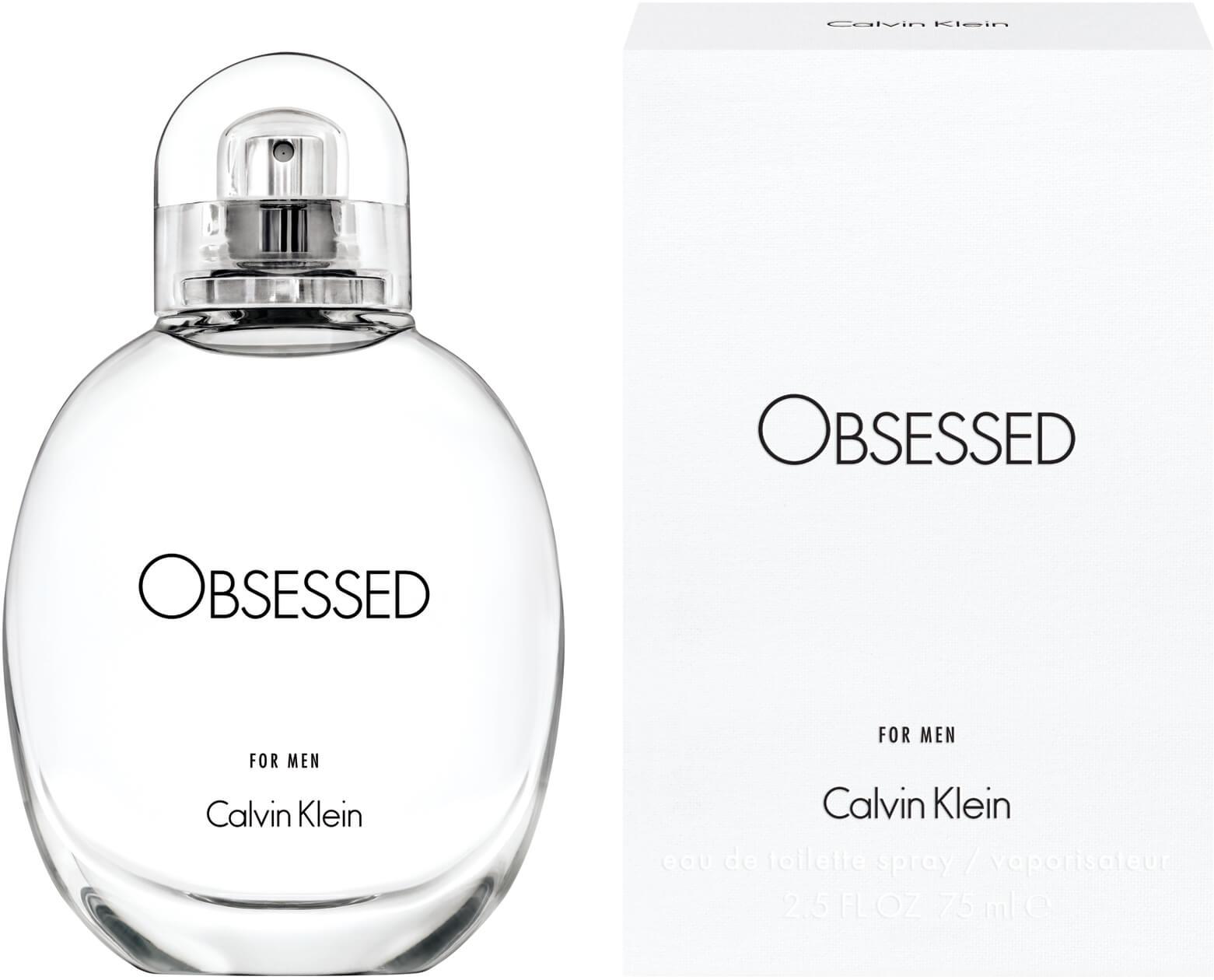 Męskie perfumy CK