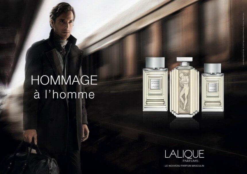 Męskie perfumy na lato Lalique