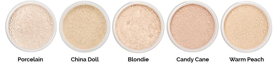 Kosmetyki Lily Lolo - świetne podkłady, bronzery i inne kosmetyki mineralne